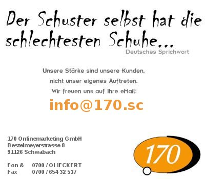 170 - Oliver Eckert. Elektrophiles Marketing